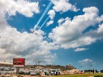 EL-AVIV, ΙΣΡΑΉΛ - 25 ΜΑΐΟΥ 2014: Ημέρα της ανεξαρτησίας του Ισραήλ στοκ εικόνες