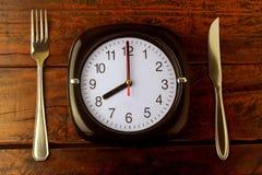 El ayuno es un método de la pérdida de peso cuya meta es hacer que el cuerpo utiliza las tiendas gordas imágenes de archivo libres de regalías