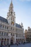 El ayuntamiento de Bruselas Imagen de archivo