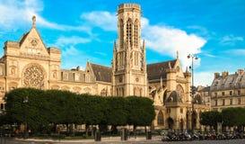 El ayuntamiento del 1r arrondissement de París, Francia Imágenes de archivo libres de regalías