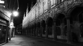 El ayuntamiento en la ciudad de mechelen imagen de archivo