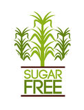 El azúcar libera Imagenes de archivo
