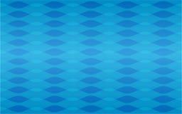 El azul agita textura repetidor inconsútil geométrica del modelo del vector Foto de archivo