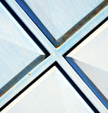 el azul articula Marruecos oxidado en África el faca de madera viejo Imágenes de archivo libres de regalías