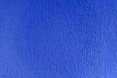 El azul concreto oscurece el fondo del grunge de la textura de la pared imagen de archivo