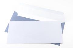 El azul envuelve Imagen de archivo