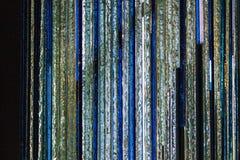 El azul refleja Fotografía de archivo libre de regalías