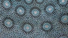 El azulejo del período de Seljuk. Imágenes de archivo libres de regalías