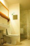 El baño Imagen de archivo