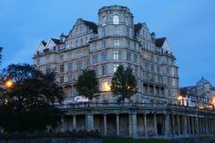 El baño del hotel del imperio Fotografía de archivo