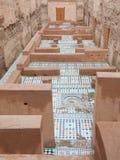 EL Badi Palace Foto de archivo libre de regalías