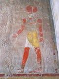 EL-Bahari de Deir del templo de Hatshepsout (Thebes), Egipto, África Fotos de archivo libres de regalías