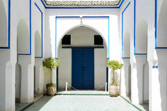 EL Bahia Palace photographie stock