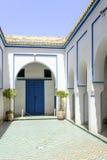 El Bahia Palace Royalty Free Stock Photos