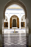 El Bahia Palace Stock Photography