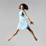 El bailarín fotos de archivo