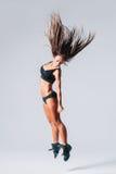 El bailarín Imagen de archivo