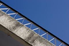 El balcón Imagen de archivo libre de regalías