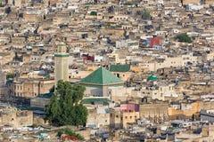 EL bali do fez em Marrocos Imagens de Stock