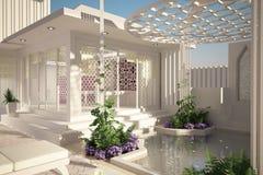 El balneario al aire libre Imagenes de archivo