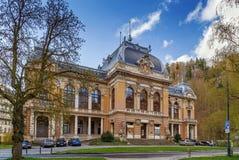 El balneario imperial, Karlovy varía fotos de archivo