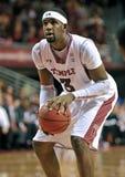El baloncesto 2013 de los hombres del NCAA Imagen de archivo libre de regalías
