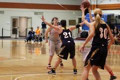El baloncesto de las mujeres del NCAA Fotos de archivo