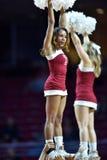 2015 el baloncesto de los hombres del NCAA - FDU en el templo Fotos de archivo libres de regalías