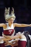 2014 el baloncesto de los hombres del NCAA - TEMPLO contra LIU Fotografía de archivo libre de regalías