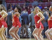 2014 el baloncesto de los hombres del NCAA - TEMPLO contra LIU Foto de archivo libre de regalías