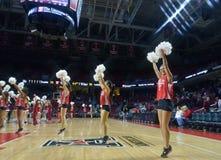 2014 el baloncesto de los hombres del NCAA - TEMPLO contra LIU Fotografía de archivo
