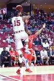 2015 el baloncesto de los hombres del NCAA - Templo-Houston Foto de archivo