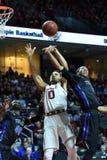 2015 el baloncesto de los hombres del NCAA - Templo-Tulsa Imagen de archivo