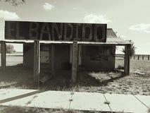 El bandido Stock Image