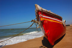 El barco. Imagenes de archivo