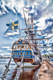 El barco foto de archivo libre de regalías