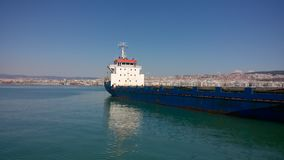 El barco Foto de archivo