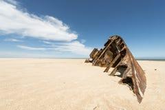 El Barco Beach in La Pedrera Uruguay Royalty Free Stock Photography