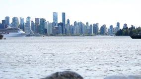 El barco de cruceros salió de Vancouver a Alaska