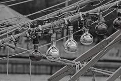 El barco de pesca Fotografía de archivo