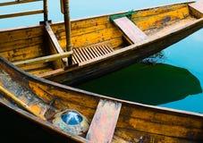 EL BARCO EN CHINA Foto de archivo libre de regalías