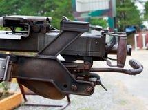 El barril de arma Fotografía de archivo libre de regalías