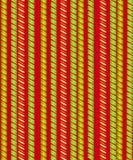 El bastón de caramelo raya el fondo 2 de Navidad stock de ilustración