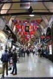 El bazar magnífico hace compras en Estambul Fotos de archivo