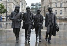 El Beatles Imagen de archivo libre de regalías