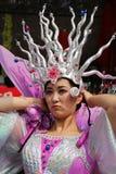 El Belleza-bailarín Imágenes de archivo libres de regalías