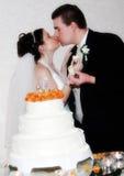 El beso Fotografía de archivo libre de regalías