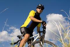 El Biking fotografía de archivo