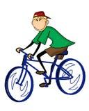 El Biking libre illustration