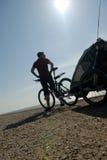 El Biking Foto de archivo libre de regalías